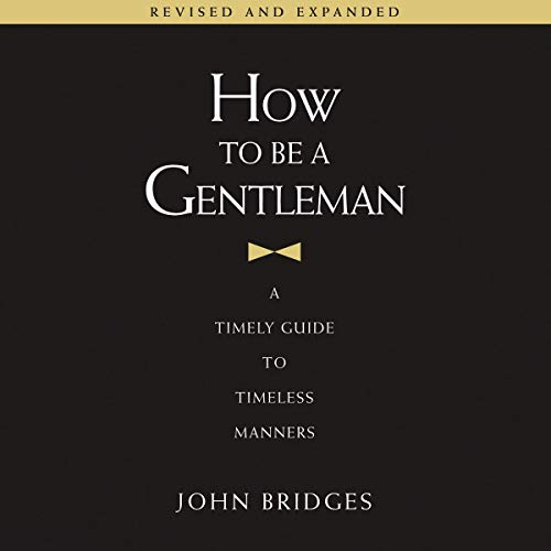 How to Be a Gentleman Revised and Expanded cover art