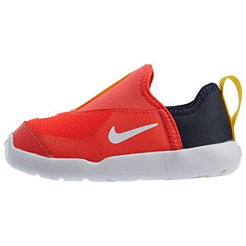 Nike Lil' Swoosh (TD), Zapatillas de Atletismo para Niños,...