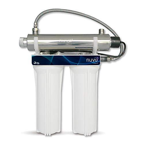 Purificador de Agua de Alta Calidad a 3 pasos con luz UV INSTAPURA
