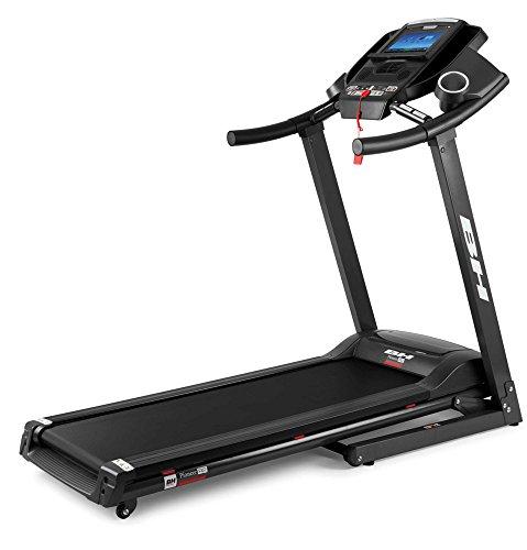 BH Fitness PIONEER R2 TFT G6485TFT - Tapis de course - Electrique - Pliant - Vitesse max. 16 Km/h - Inclinaison electrique 12% - Ecran tactile TFT - 8 ANS de garantie