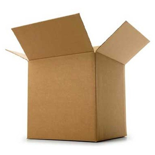 REALPACK® 10 x cajas de una sola pared tamaño: 15 x 15 x 15 cm – Ideal para mudanzas o simplemente almacenar artículos de envío...