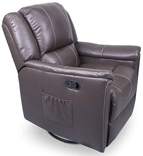 sillón giratorio reclinable fabricante THOMAS PAYNE