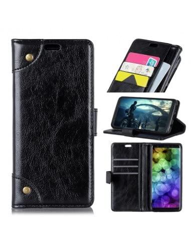 Capa Livro Horizontal Lmobile Vodafone Smart X9