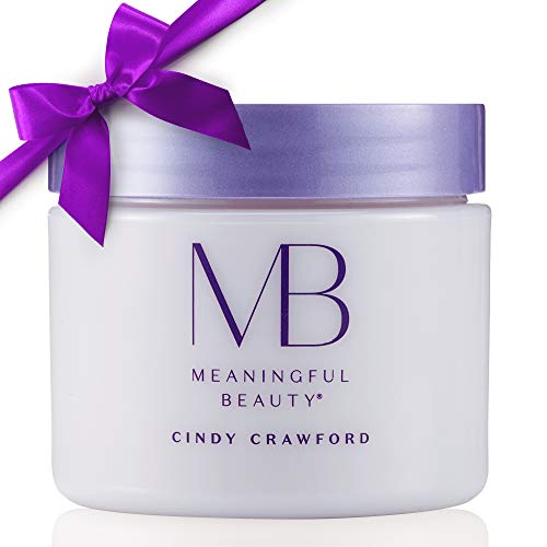Price comparison product image Meaningful Beauty Anti-Aging Night Crème,  with Peptides,  Jojoba & Almond Oil,  1.7 Oz
