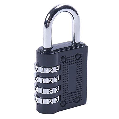 Cilinder Lock Lock Combinatie Zink Legering Code Beveiliging Koffer Bagage Kast Kast Locker Hangslot Gratis Verzending