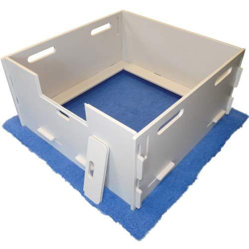 Plaza MagnaBox Whelping Box, X-Large