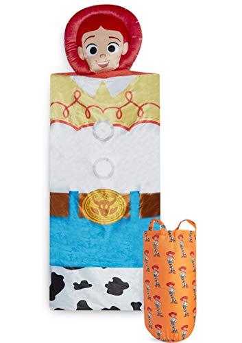 Sac de couchage Disney Jessie Toy Story pour garçons, sac de couchage de camping pour garçons, sac de couchage Jessie Toy Story