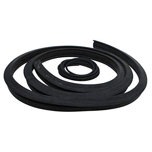 Jiayicity New Cord and Rubber Seal 6513152 6675387 6554149 6665568 Compatible with Bobcat Skid Steer Loader S130 S150 S160 T110 T140 T180 S175 653 741 742 743 7753 A220 T190 T200 T250 T300 T320 A300