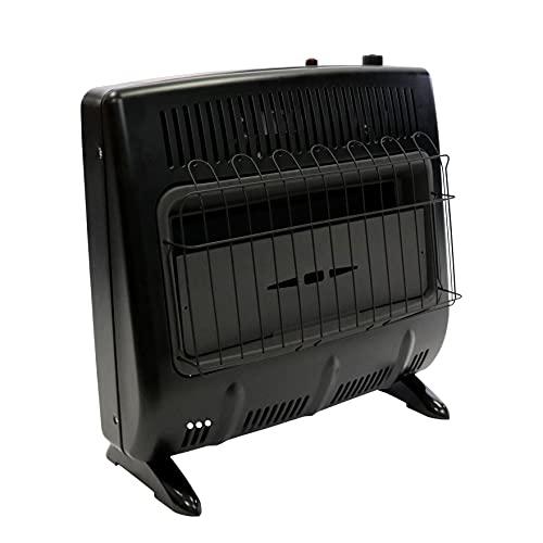 Mr. Heater Vent-Free 30,000 BTU Natural Gas Garage...