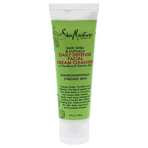 SHEA MOISTURE Raw Shea/Cupuacu Daily Defense Facial Cream Cleanser