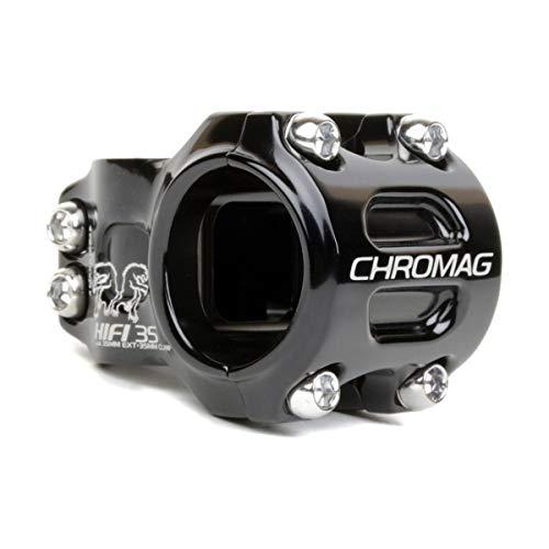 Chromag Sequence 30 T 10//11sp Flottabilité Appareil de contrôle 104 4 Plateau en aluminium 7075-T6 Noir