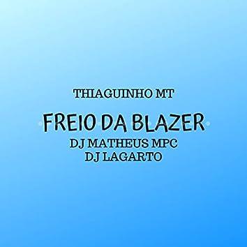 Freio da Blazer