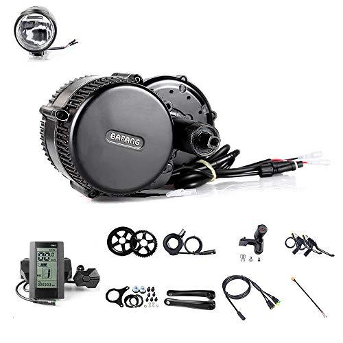 Kit de conversión de bicicleta eléctrica Mid Drive Kit Baf