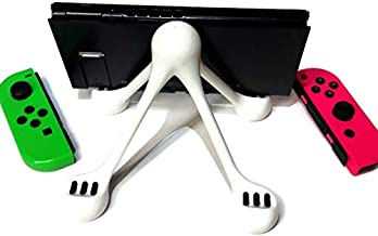Binge Buddy Universal Tablet Smartphone and Handheld Game Stand-Compatible with Apple iPad, Samsung Galaxy, Kindle Fire Tablets, and Nintendo Switch