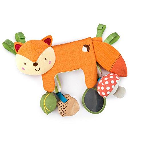 Bright Starts 2 en 1 Foxy Forest Barre de jouet