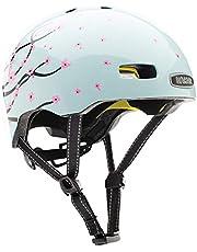 Nutcase Street Octoblossom helm voor volwassenen, uniseks, meerkleurig