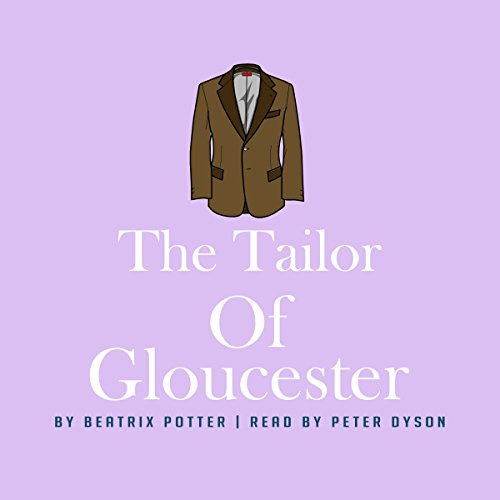 『The Tailor of Gloucester』のカバーアート