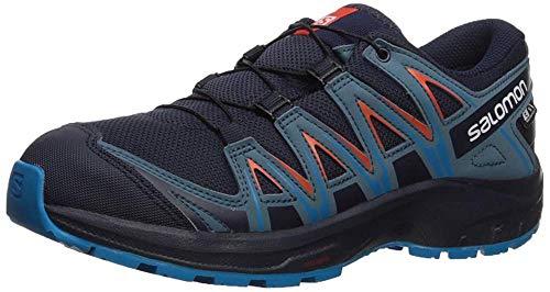 Salomon Kids XA Pro 3D CSWP J Unisex Trail Running Shoe