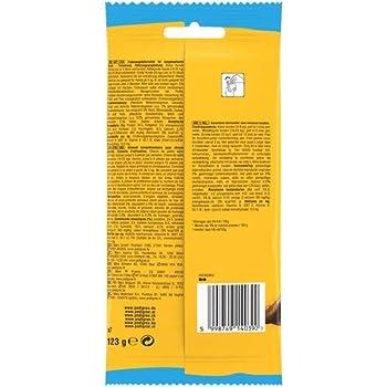 PEDIGREE Rodéo Duos - Récompenses torsadées au bœuf et au fromage pour chien, lot de 10 sachets de 7 friandises (10 x 123 g)