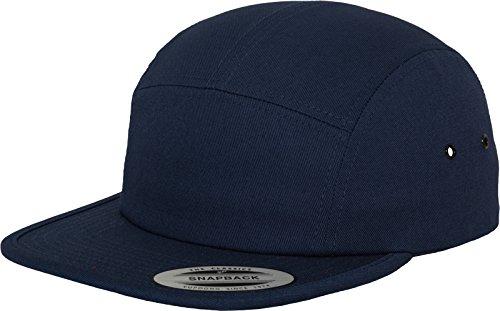 Flexfit Classic Jockey Cap, Navy, one Size
