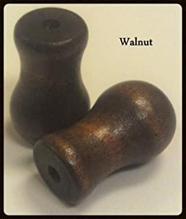 Window Blind Wood Cord Tassels/knobs Cord - See More Colors! (Walnut)