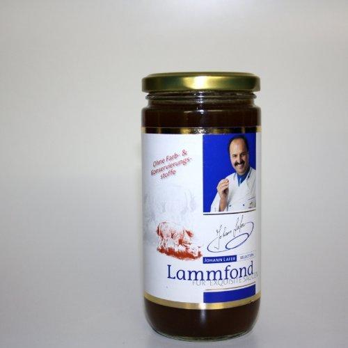 Johann Lafer, Johann Lafer Lammfond