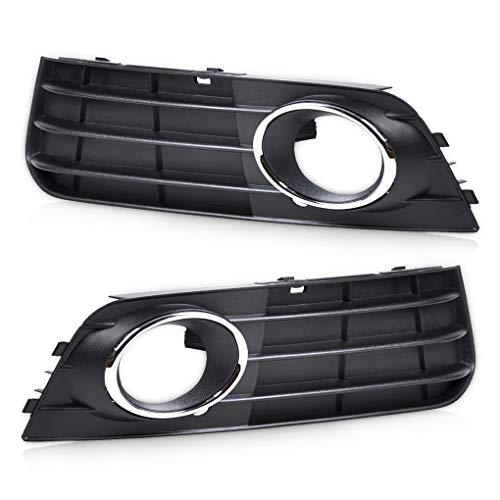 Flushzing 1 par Automóviles 8KD80768101C / reemplazo de la luz de Niebla 8KD80768201C Grille Coche Accesorio para A4L B8 09-12