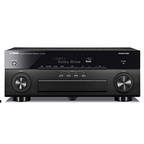 Yamaha RX-A880 AVENTAGE 7.2-Channel AV Receiver