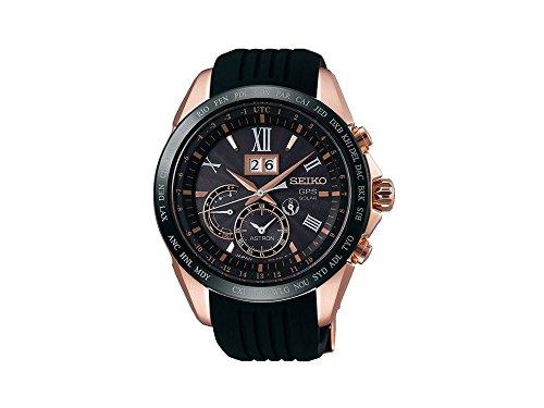 Reloj Seiko Astron Big Date SSE153J1 Hombre Negro