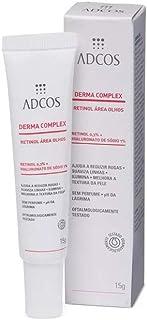 Adcos Derma Complex Retinol Área dos Olhos 15g