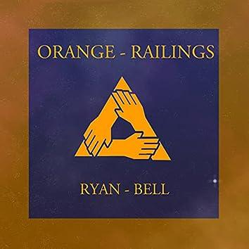 Orange Railings