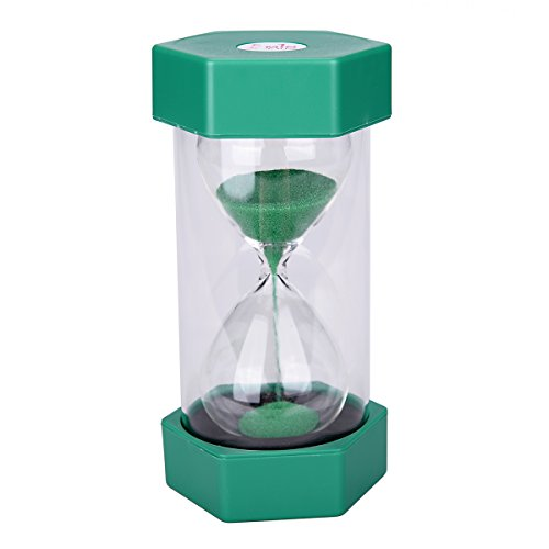 Weiye Sablier Sablier Sablier Minuteur de Sable 1 Minute 10 Minutes Minute Minuteur Horloge pour Jeux Enfants Salle de Classe Maison Bureau Cuisine