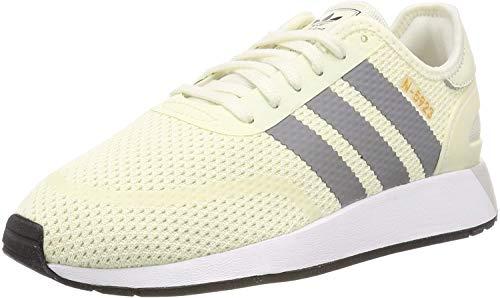 adidas Iniki Runner CLS, Scarpe da Ginnastica Basse Uomo, Bianco (off White/Grey Three/Grey Three), 45 1/3 EU