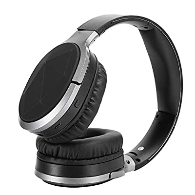 Socobeta A799BL Bluetooth Headsets 3D Sound Headphones Foldable for Gaming from Socobeta