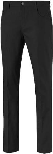 PUMA Men's Golf 2019 Jackpot 5 Pocket Pant