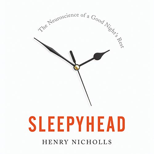 Sleepyhead audiobook cover art