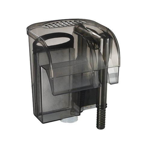 Finest-Filters 480l/h Hang On Back Aquarium Waterfall Filter for Fish Tank External Filtration