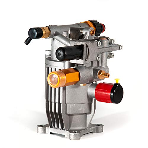 Wilks-USA Nettoyeur à Pression à Essence avec Tête de Pompe en Aluminium pour Moteur 3800PSI de 6,5 CV à 8 CV