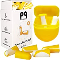 20-Pack Peace & Quiet Small Ear Plugs for Sleeping