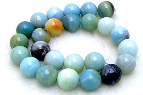 4mm Natural Round Multicolor Amazonite for M Beads Fixed price sale Jewelry Stone Ranking TOP16