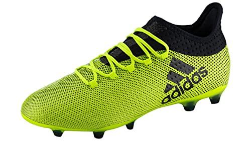 adidas X 17.2 FG, Zapatillas Deportivas para Interior Hombre, Multicolor (Multicolour Green), 40 2/3 EU ⭐