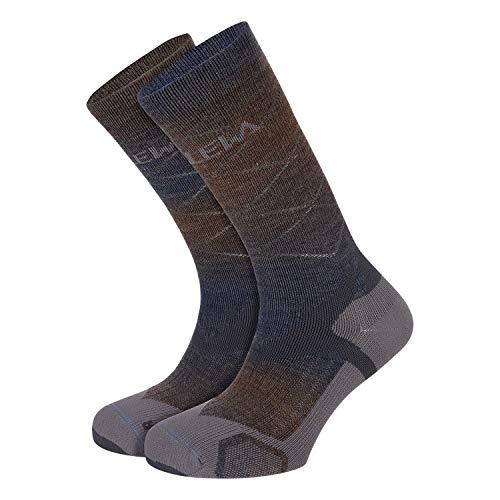 Salewa Socken Trek Balance Vp Sk, Fade Blue/Grey, 38-40, 00-0000068079