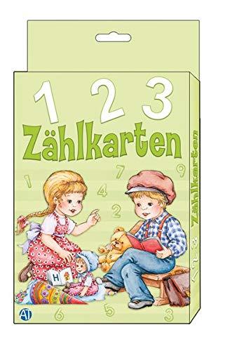 Lernkarten 123: 21 Karten