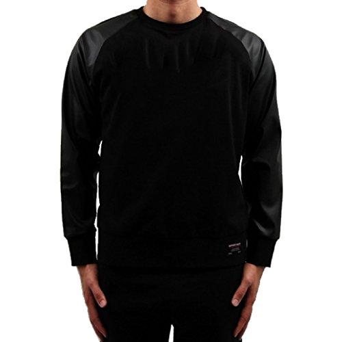 Banger Musik Majoe Sweater BA2T schwarz (L)