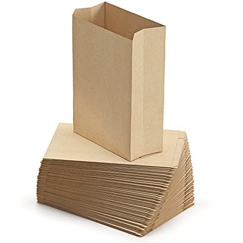 BioGlück - Bolsa para residuos orgánicos 20l [50 piezas] | Bolsas para residuos orgánicos 20l para el contenedor de residuos orgánicos de papel resistente a la rotura