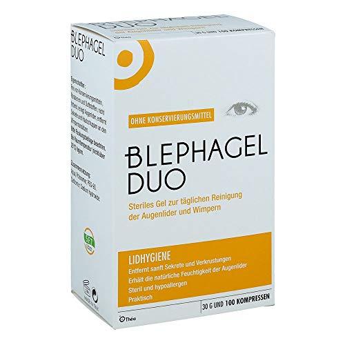 Blephagel Duo 30 g + Pads 1 Pck
