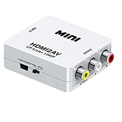 JGD PRODUCTS Mini HDMI2AV UP Scaler 1080P HD Video Converter Media Streaming Device,JGD PRODUCTS India pvt ltd,JGD-2AV-1