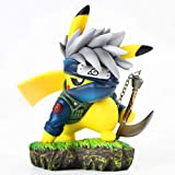 Missyou NarutoSasukePikachu Figura Volando SecciónKakashiHada Cos Pikachu 10.5Cm...