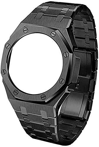 DLCYMY GA2100 - Correa de metal para reloj Casio G-Shock GA-2100/GA-2110 (color:...