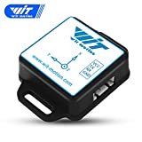 WitMotion BWT61CL ブルートゥースMPU6050角度 ジャイロ 加速度( -16g)6軸 Bluetooth Accelerometer (TTLシリアル 100HZ出力)カルマンフィルタリング傾斜角度センサー for Arduino, Raspberry pi and more